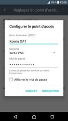 Sony Xperia XA1 - Internet et connexion - Partager votre connexion en Wi-Fi - Étape 8