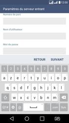 LG LG K8 - E-mails - Ajouter ou modifier un compte e-mail - Étape 11