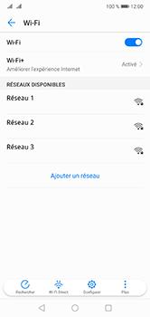Huawei P20 Lite - Wi-Fi - Se connecter à un réseau Wi-Fi - Étape 6