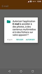 Wiko WIM Lite - E-mails - Ajouter ou modifier un compte e-mail - Étape 7