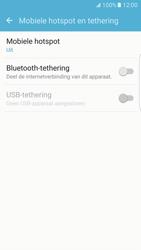 Samsung Galaxy S7 edge - WiFi - Mobiele hotspot instellen - Stap 5