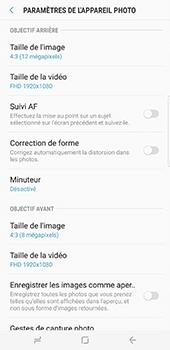 Samsung Galaxy S8+ - Photos, vidéos, musique - Créer une vidéo - Étape 11