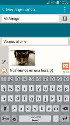 Samsung A500FU Galaxy A5 - Mensajería - Escribir y enviar un mensaje multimedia - Paso 23