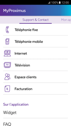 Samsung A320 Galaxy A3 (2017) - Applications - MyProximus - Étape 19