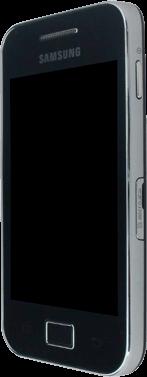 Samsung Galaxy Ace - Premiers pas - Découvrir les touches principales - Étape 8
