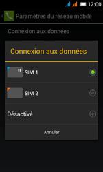 Alcatel OT-4033X Pop C3 - Internet - Activer ou désactiver - Étape 7