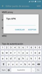 Samsung Galaxy S7 - Mensajería - Configurar el equipo para mensajes multimedia - Paso 11