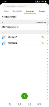 LG g7-fit-dual-sim-lm-q850emw - Contacten en data - Contacten kopiëren van SIM naar toestel - Stap 5
