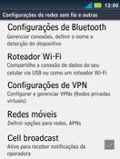 Motorola Master XT605 - Internet (APN) - Como configurar a internet do seu aparelho (APN Nextel) - Etapa 5