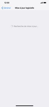 Apple iPhone XR - Appareil - Mises à jour - Étape 6