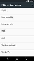 Motorola Moto G 3rd Gen. (2015) (XT1541) - Internet - Configurar Internet - Paso 12