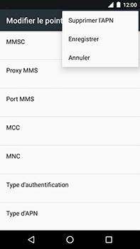 Motorola Moto E4 Plus - Premiers pas - Configurer l