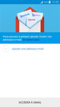 Samsung Galaxy Note 4 - E-mails - Ajouter ou modifier votre compte Gmail - Étape 6