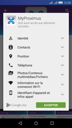 Huawei Y6 - Applications - MyProximus - Étape 8