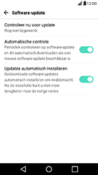 LG X Power - Netwerk - Software updates installeren - Stap 9