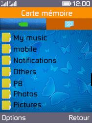 Archos F28 - Photos, vidéos, musique - Envoyer une photo via Bluetooth - Étape 4