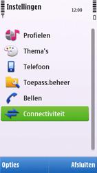 Nokia C6-00 - MMS - handmatig instellen - Stap 5