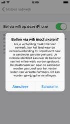 Apple iPhone SE - iOS 11 - Bellen - Bellen via wifi (VoWifi) - Stap 6