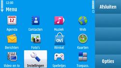 Nokia N97 - MMS - handmatig instellen - Stap 4