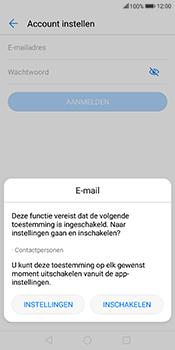 Huawei Mate 10 Lite - E-mail - Handmatig Instellen - Stap 5