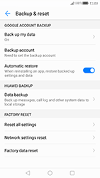 Huawei P8 Lite 2017 - Device maintenance - Create a backup of your data - Step 8