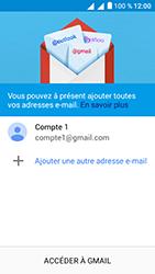 Alcatel U5 - E-mails - Ajouter ou modifier votre compte Gmail - Étape 14