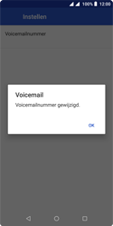 Wiko Harry 2 - Voicemail - handmatig instellen - Stap 13