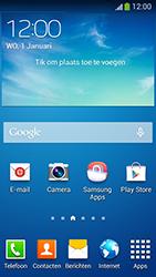 Samsung G386F Galaxy Core LTE - Internet - aan- of uitzetten - Stap 1