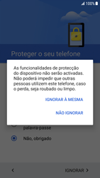 Samsung Galaxy S6 Edge - Android Nougat - Primeiros passos - Como ligar o telemóvel pela primeira vez -  11