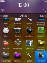 BlackBerry 9810 Torch - E-mail - Handmatig instellen - Stap 3