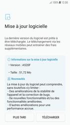 Samsung A320F Galaxy A3 (2017) - Android Nougat - Appareil - Mises à jour - Étape 8