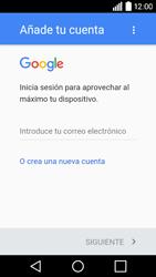 LG Leon - E-mail - Configurar Gmail - Paso 10