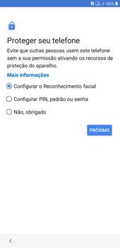 Samsung J4+ - Primeiros passos - Como ativar seu aparelho - Etapa 12
