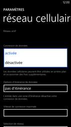 Nokia Lumia 1320 - Internet - activer ou désactiver - Étape 6