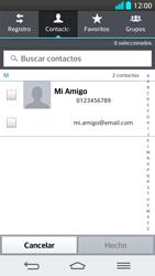 LG G2 - Mensajería - Escribir y enviar un mensaje multimedia - Paso 6