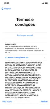 Apple iPhone XS - Primeiros passos - Como ligar o telemóvel pela primeira vez -  18