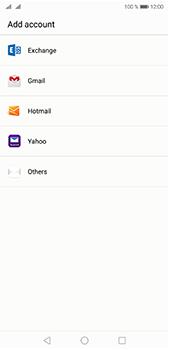 Huawei P20 Pro - E-mail - Manual configuration IMAP without SMTP verification - Step 5