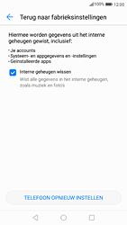 Huawei P9 - Android Nougat - Toestel - Fabrieksinstellingen terugzetten - Stap 7