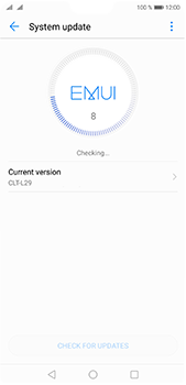 Huawei P20 Pro - Device - Software update - Step 6