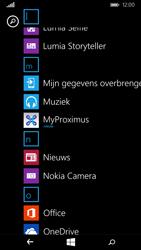 Microsoft Lumia 535 - Applicaties - MyProximus - Stap 10