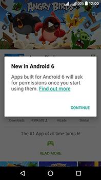 Acer Liquid Zest 4G Plus DualSim - Applications - Download apps - Step 20