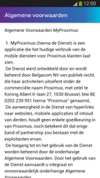 Samsung I9300 Galaxy S III - Applicaties - MyProximus - Stap 11