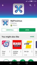 Huawei Y6 II - Applications - MyProximus - Step 8