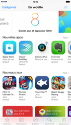 Apple iPhone 6 Plus iOS 8 - Applications - Télécharger une application - Étape 4