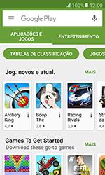 Samsung Galaxy Xcover 3 (G389) - Aplicações - Como pesquisar e instalar aplicações -  5
