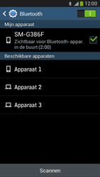 Samsung Galaxy Core LTE 4G (SM-G386F) - Bluetooth - Aanzetten - Stap 6