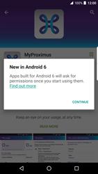BlackBerry DTEK 50 - Applications - MyProximus - Step 7