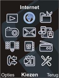 Sony Ericsson C903 - Internet - Handmatig instellen - Stap 17