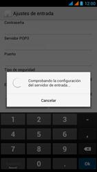 Wiko Stairway - E-mail - Configurar correo electrónico - Paso 12