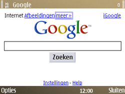 Nokia E72 - Internet - Internetten - Stap 10